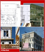 Affordable housing project at 823 Massachusetts Avenue from design to completion