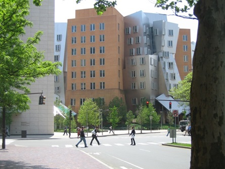MIT Stata Academic Building