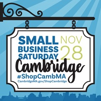 Small Business Saturday 2020 Logo