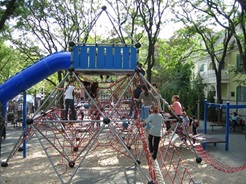 Alden Play structure