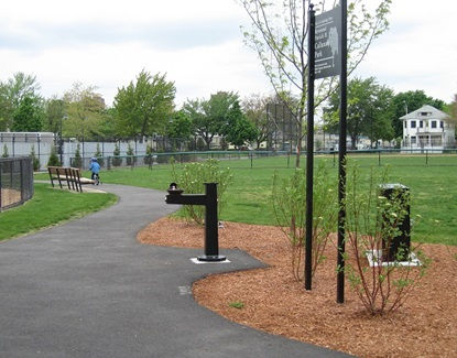 Father Callanan Playground at Tobin School
