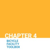Chapter 4: Bicycle Facility Toolbox
