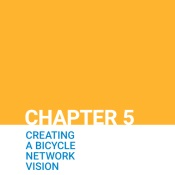 Chapter 5: Creating a Bicycle Network Vision