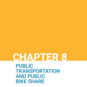 Chapter 9: Public Transportation and Public Bike Share
