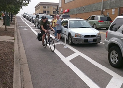 protected bike lane 250x180