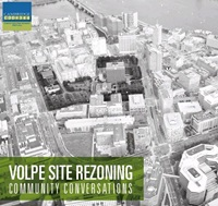 Volpe Site Rezoning Public Outreach Flyer