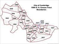 1990 census tracts