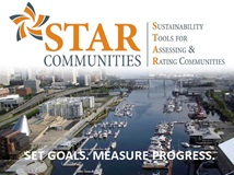 Cover of about STAR Communities slide deck