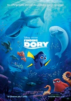Cover art for the film Finding Dory