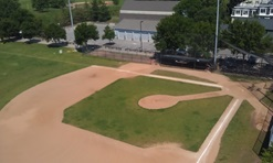 Baseball Field in Cambridge