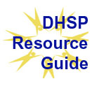 DHSP Resource Guide