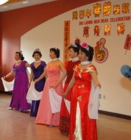senior center chinese event