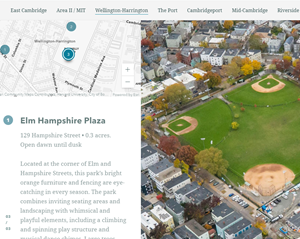Parks Guide Story Map