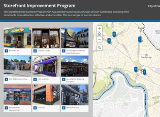 Storefront Improvement Program