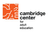 Cambridge Center for Adult Education logo