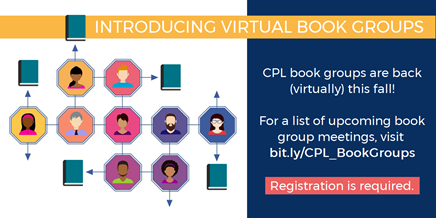 Virtual Book Groups Graphics