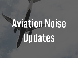 Aviation Noise Updates