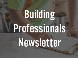 Building Professionals Newsletter