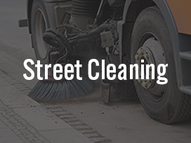 Street Cleaning Reminders
