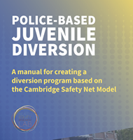 Police-Based Juvenile Diversion Manual Graphic