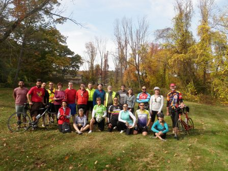 2013 Cycle to the Source Group Photo