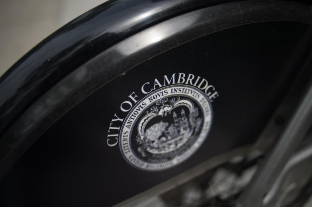 City of Cambridge Hubway Bike