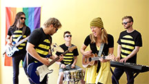 Bee Parks and the Hornets Band