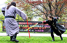 Boston Lightsaber Stage Combat Club