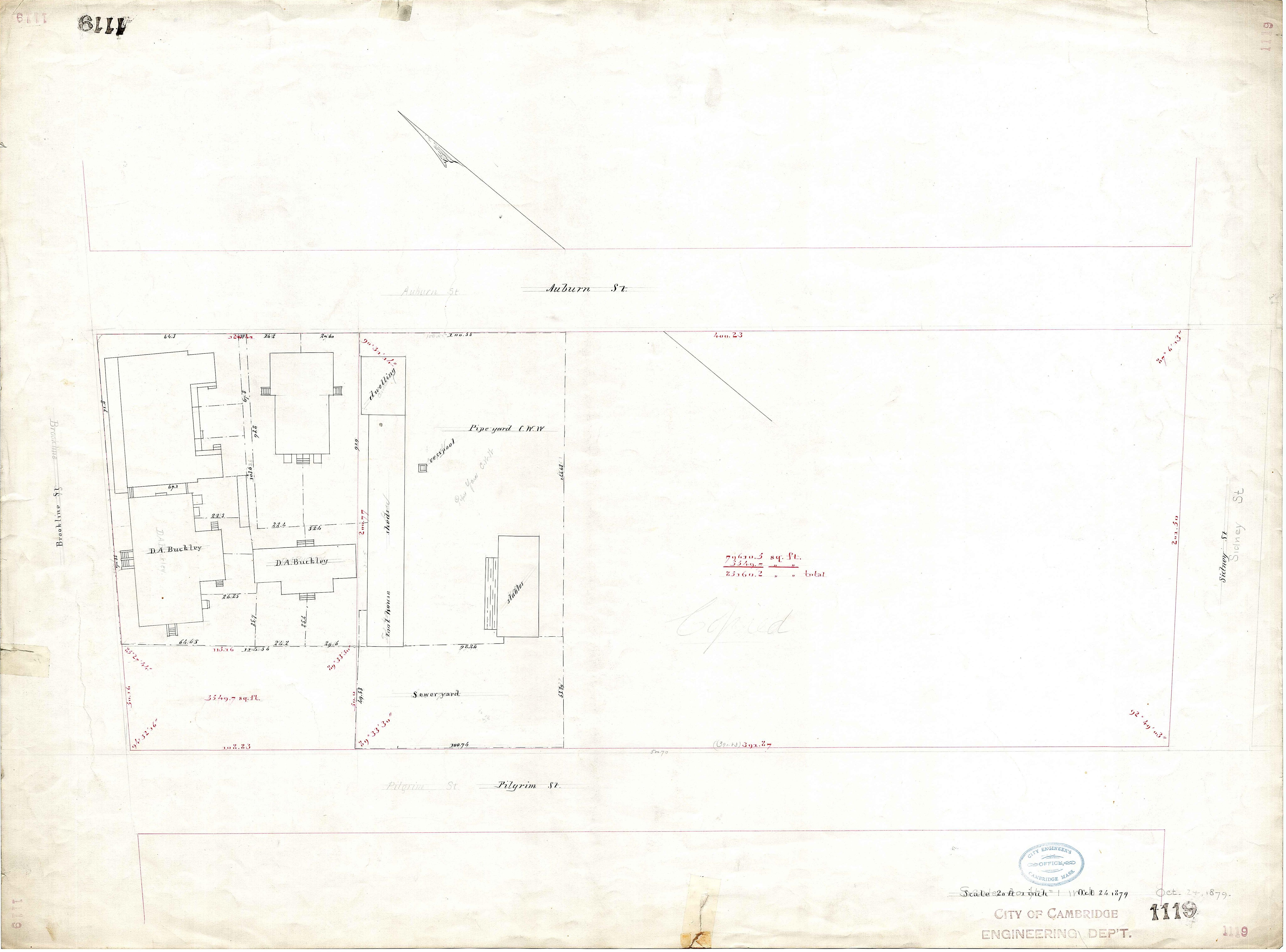 247 Churchill Avenue Survey Lot 0019 1858 Http 248 19775 0 Gm Engine Diagram 1119