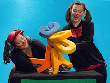"Puppet Showplace Theater –  ""Word Play"" by Good Hearted Entertainment"
