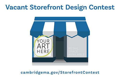 Vacant Storefront Creative Design Contest