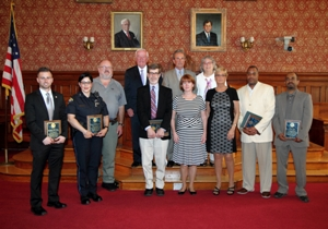 2013 Outstanding City Employees