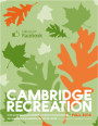 Fall 2014 Recreation Guide Cover