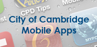 Cambridge Mobile Apps callout
