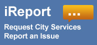 ireport request city services, report an issue