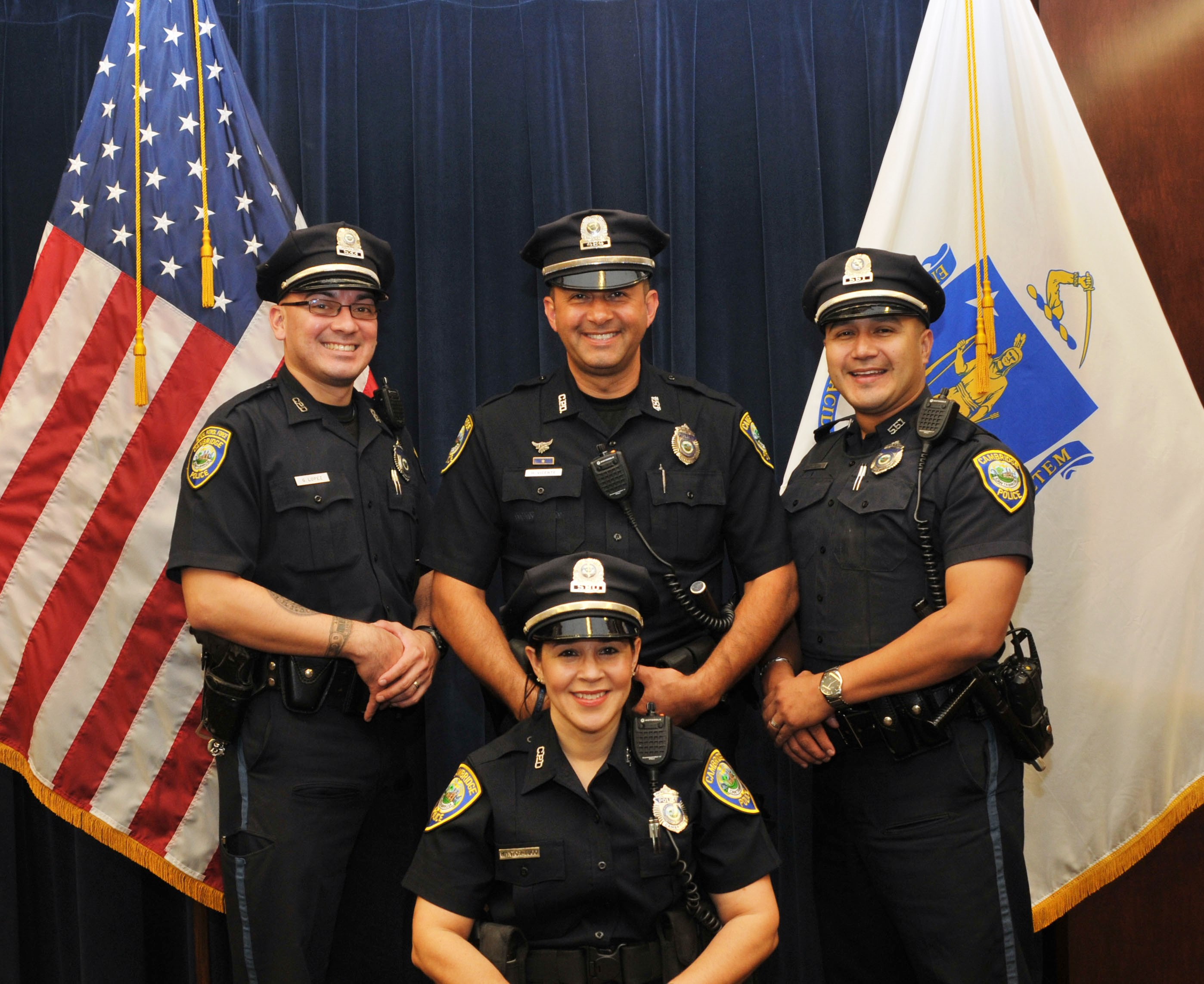 Hispanic Officers