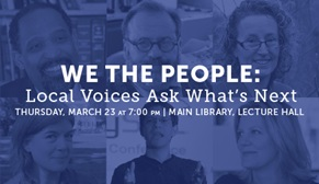 we the people cambridge public library