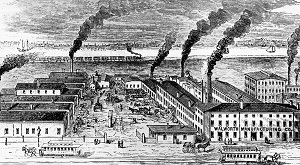 Walworth Company in 1876