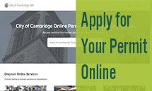 Apply for your permit online