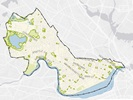 Image of emedded parks GIS map