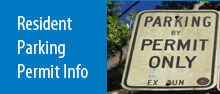 Resident Parking Permit Promo