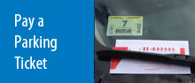 Online Parking Ticket Payment Promo