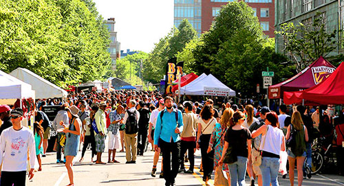 The 2014 Cambridge Arts River Festival. (Photo: Jeremy Gaucher)