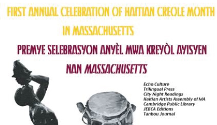 Haitian Creole Month