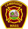 Cambridge Fire Department Logo
