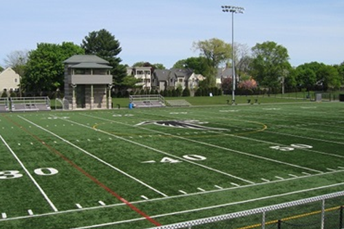 Cambridge, Russell Field, Rcoe, MA