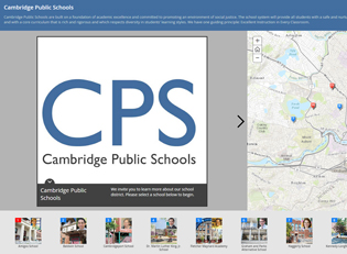 Cambridge Public Schools, Cambridge, MA