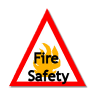 fire safety logo