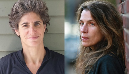 Andrea Cohen and Sophie Cabot Black