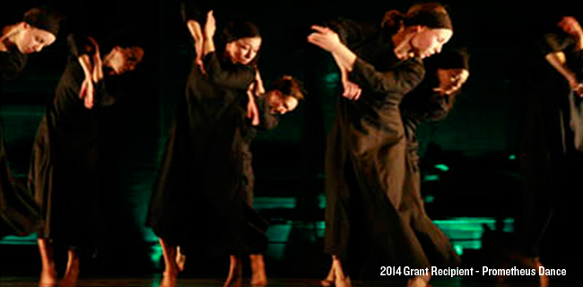 2014 Grant Recipient Prometheus Dance